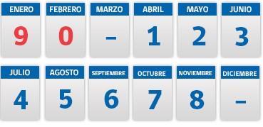calendario revision tecnica en valparaiso
