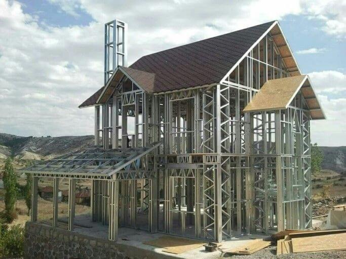 casa perfabricada metalcom