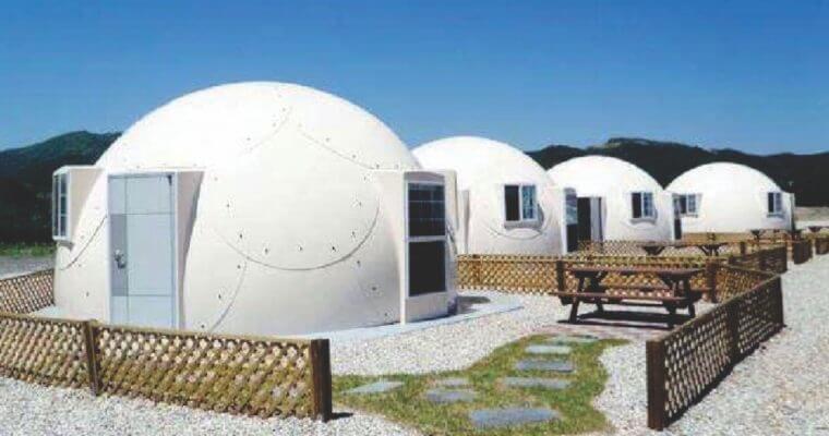 domos prefabricados