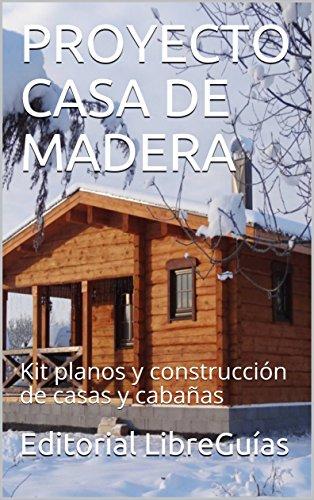 planos casa madera