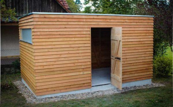 odega prefabricada de madera