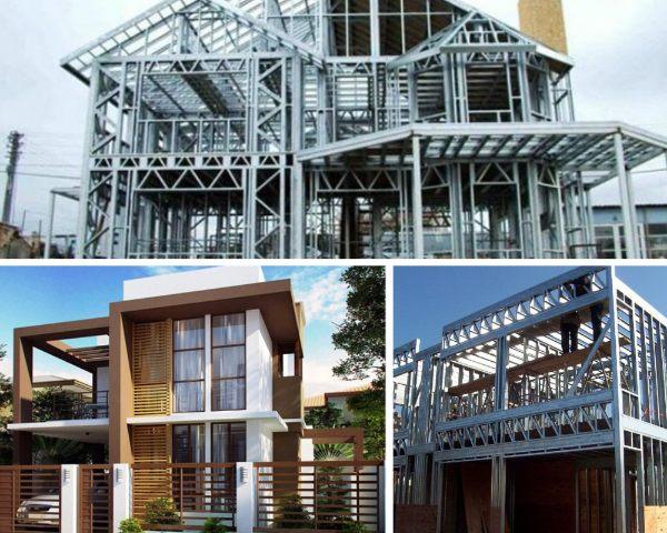 Casas prefabricadas de metalcom en Chile
