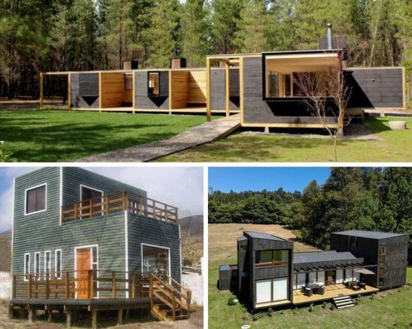 Casas prefabricadas modulares en Chile