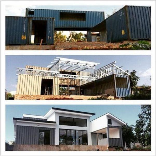 Construcción container