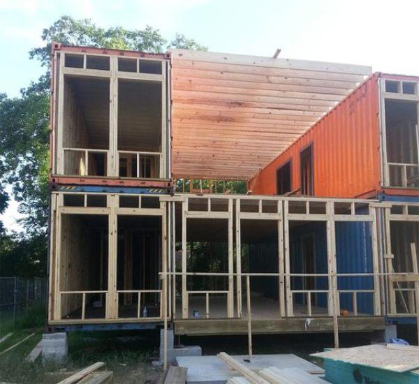 Modulares construcción