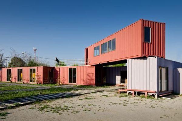 Diseños de Oficinas modulares