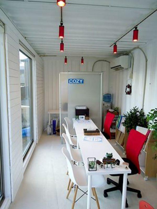 Oficinas prefabricadas