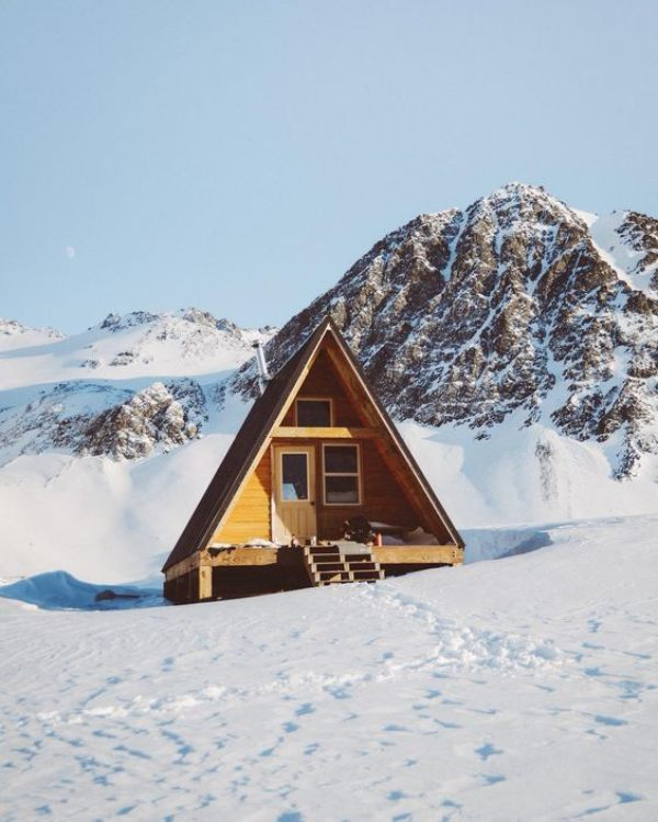 Prefabricadas tipo alpina resiste climas extremos