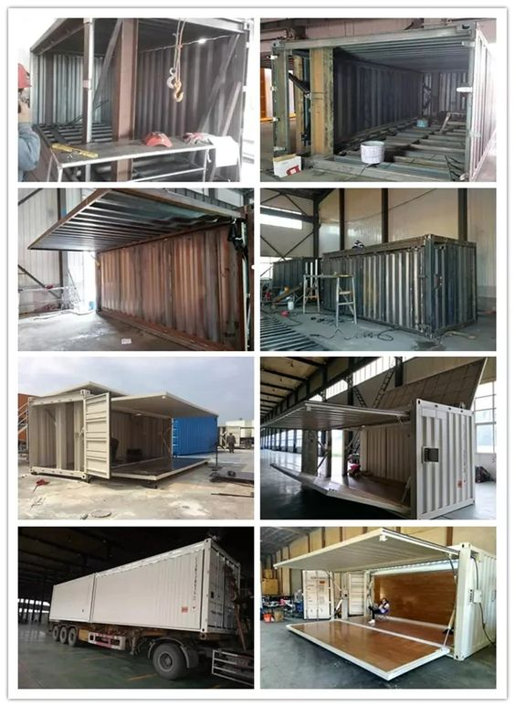 container foodtruck remodelacion